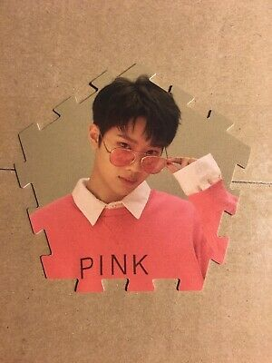 WANNA ONE BAE JINYOUNG Official PHOTOCARD DAY 2nd Album I PROMISE YOU 0+1=1