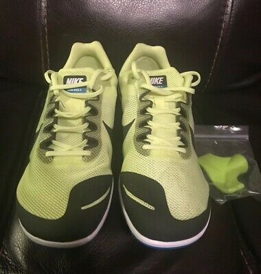 promo code 1bead 1a7ca Nike Zoom Rival D 10 Track Distance Spikes Shoes 907566-703 Men s size 10  New