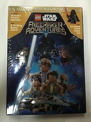Lego Star Wars: Freemaker Adventures Season 2 [New DVD]