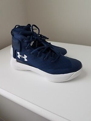 9bb348fed4d4 UNDER ARMOUR CURRY 3Zer0 Grade School Boys  Basketball Shoe