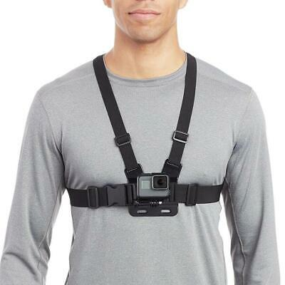 Elastic Adjustable Chest Strap Harness Mount for GoPro Hero 2 3 3+ 4 5 Camer GDS