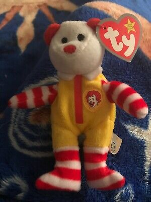 c16a74deb16 Ty Ronald McDonald Beanie Baby Bear 2004 CONVENTION EXCLUSIVE - New With  Tags -