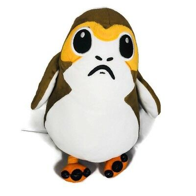 """Porg Target Exclusive SOLD OUT IN STORES Star Wars Last Jedi Plush 11"""" Disney"""