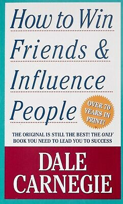 How to Win Friends and Influence People - Dale Carnegie - Original PDF Version