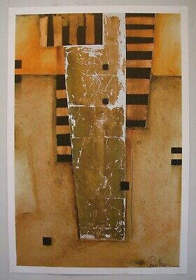 Original 36x24 limited edition lithograph print signed by Tom Anderson