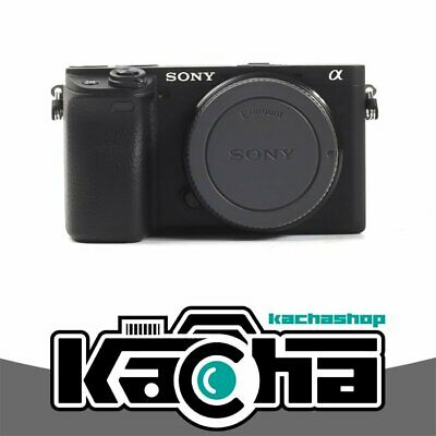 NEUF Sony Alpha a6400 Mirrorless Digital Camera (Body Only)