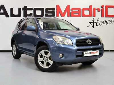 Toyota Rav4 2.2 D-4D 136cv Executive