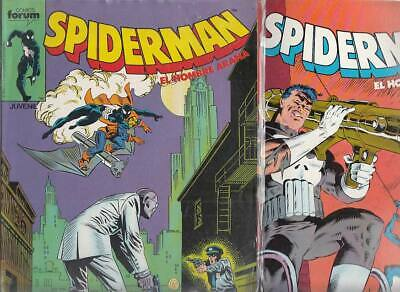 SPIDERMAN.VOL. 1  Nºs  147.  148.    ( LOTE  2  NUMEROS  )   FORUM
