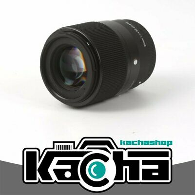 NUOVO Sigma 30mm f/1.4 DC DN Contemporary Lens for SonyE Mount