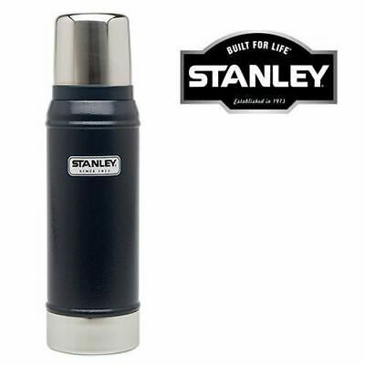New Navy Stanley 0.47Ml Thermos Bottle Vacuum Insulated Flask Hot Drinks Navy