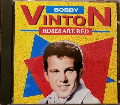 Bobby Vinton - Roses Are Red - Rare Import from Israel - OOP - Like New