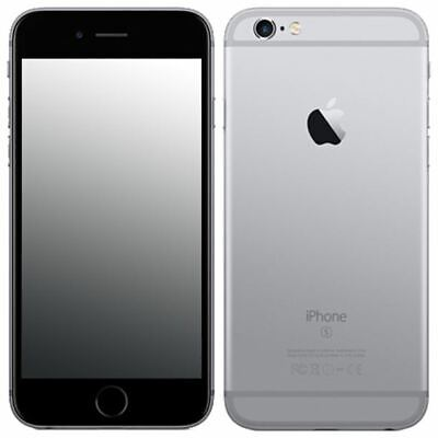 Apple iPhone 6s 64GB Space Gray UNLOCKED 'LCD BURNT' Warranty from Us