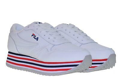 Femme Sneakers 02p P19f Chaussures Plateforme 1010667 Avec Fila 9ID2WEH