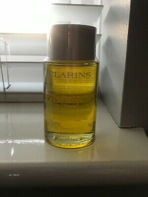Clarins Tonic Body Treatment Oil 100ml NEW Unwanted Gift