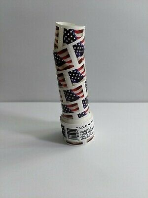 200 stamps USPS Forever Postage Stamps ( 2 rolls US FLAG )**FREE SHIPPING**