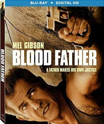 Blood Father (Blu-ray Disc, 2016) (NO DIGITAL CODE)