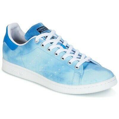 first rate 78ddc 105c7 adidas Sneakers uomo STAN SMITH PHARRELL WILLIAMS Blu Tessuto 6687793