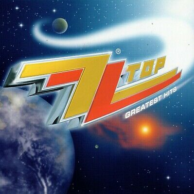 """Cd """" Zz Top - Greatest Hits """" Best Of / 18 Songs (Rough Boys)"""