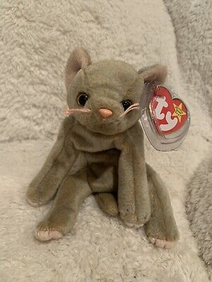 2512f0a5d8e TY BEANIE BABY Scat The Cat 1999 Retired With Tag Protector -  5.99 ...