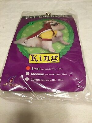 Dog Pet Costume-King-size small new