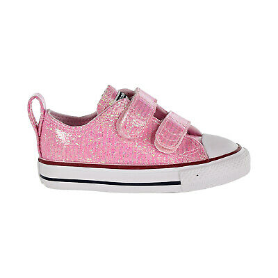 07b37f0dc37c6 Converse Chuck Taylor All Star 2V Ox Toddler s Shoes Pink Foam 763550C