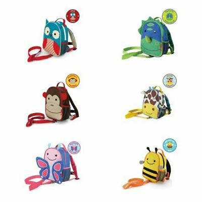 Skip Hop Zoolet Kids/Toddler harness/reins - Various Animal Designs