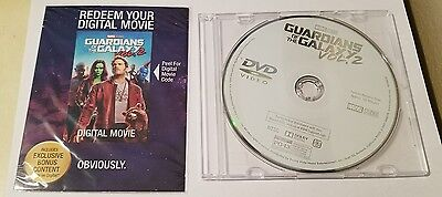 Guardians of the Galaxy Vol. 2 DVD and Digital HD ONLY