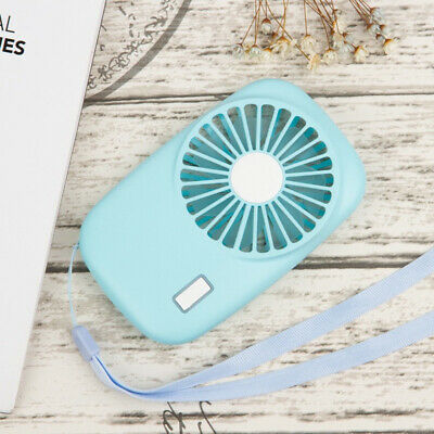 Portable USB Rechargeable Cooler Small Practical Mini Fan Camera Hand-held