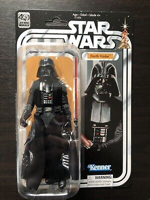 Star Wars Black Series Darth Vader Red Eyes Lens 40th Variant MOC