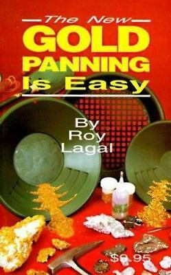 The New Gold Panning Is Easy mining geology Placer book