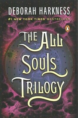 All Souls Trilogy : A Discovery of Witches / Shadow of Night / The Book of Li...