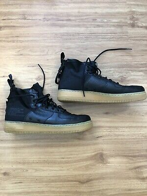 timeless design fba7a aed7e Nike SF 917753-003 Air Force 1 AF1 Special Field Mens Shoes Black Gum