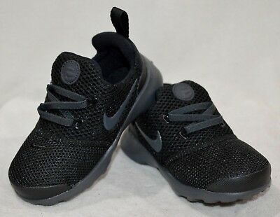 99e2316bd529 NIKE PRESTO FLY (TD) Black Anthracit Toddler Boy s Sneakers-Sz 5 6 7 ...