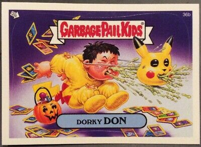 a0beabd2dde 2004 TOPPS GARBAGE Pail Kids Series 2 Trading Card  23a-Downloadin ...