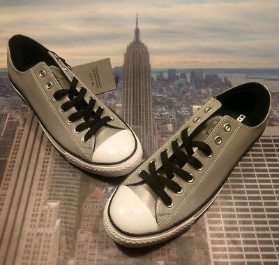 1ef7c23d03a6 Converse Chuck Taylor All Star Ox Low Top Silver Reflective Size 9.5  150936c New