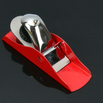 160mm long Block Plane. Red Hand Wood Plane for Planing timber Carpenter tools