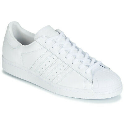 premium selection d17b5 9644f adidas Sneakers uomo SUPERSTAR 80S Bianco 14484154