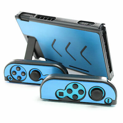 New Aluminum Metal Hard Anti-Scratch Protective Case Cover For Nintendo Switch