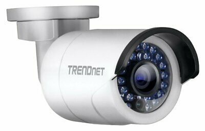 TRENDnet TV-IP320PI - Cámara de vigilancia HD de 1.3 Mp, gris