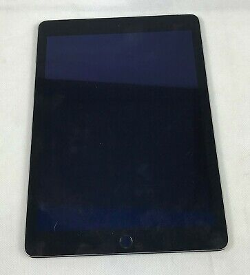 Apple iPad Air 2 64GB, Wi-Fi + Cellular, 9.7in Unlocked- Space Grey  Bad Battery