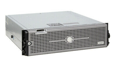 DELL PowerVault MD1000 DAS Array // 15x LFF // 2x PSU // inkl. Trays + Rails