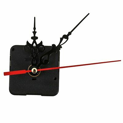 Wall Quiet Mute Hand Quartz Clock Movement Mechanism DIY Repair Tool noiseless