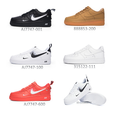 Air Force 1 07 LV8 AF1 One Low QS Women Men Sneakers Shoes Pick 1 187016858