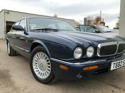 1999 JAGUAR XJ8 3 2 V8 148K Miles, 5 Owners, New Gearbox