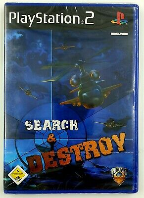 Search & (and) Destroy - Playstation 2 / PS2 - Phoenix - Neuf / Brand New - PAL