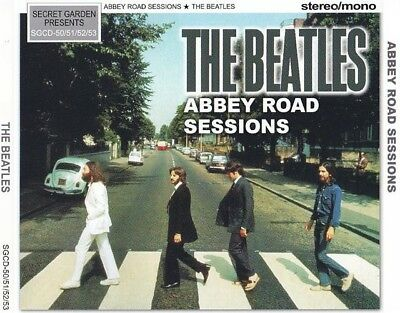 BEATLES Abbey Road Sessions 4 CD