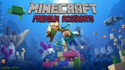 MINECRAFT FULL JAVA Unmigrated Account FULL ACCESS [INSTANT DELIVERY]
