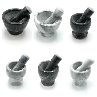 Mortar and pestle Natural Stone Pestle and mortar herbs spices pastes grinding