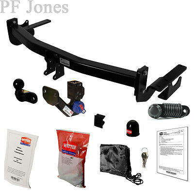 LEXUS RX 2003-2008 MCU SUV Fixed Swan Neck Towbar with Electric Kit 7Pin