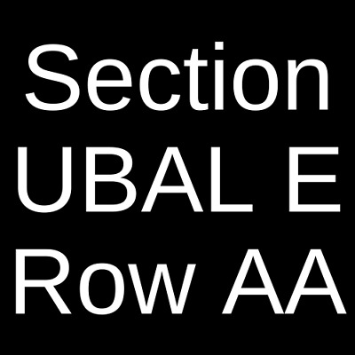 4 Tickets Dane Cook 10/11/19 Arlene Schnitzer Concert Hall Portland, OR
